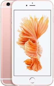 iPhone 6s plus 128 GB Silver/Rose Gold at £349 @ Amazon