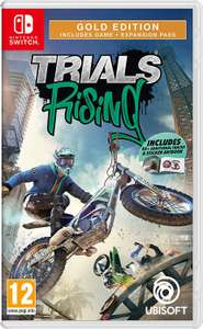 Trials Rising - Gold Edition (Nintendo Switch / PS4) - £10.95 delivered @ The Game Collection