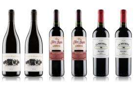 6 Bottles Of Wine with FREE Next Day Delivery + £10 Grüum Voucher £27 at Virgin Wines (Virginwines)