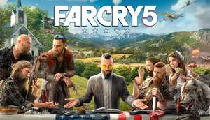[Uplay] Far Cry 5 PC - £10.62 / Gold Edition Inc Season Pass & Far Cry 3 - £15.94 @ Gamersgate
