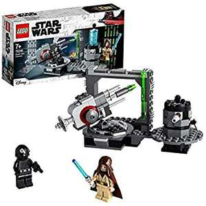 LEGO 75246 Star Wars Death Star Cannon with Obi Wan-Kenobi and Death Star Gunner Minifigures Toy £14.40 at Amazon Prime / £18.89 Non Prime