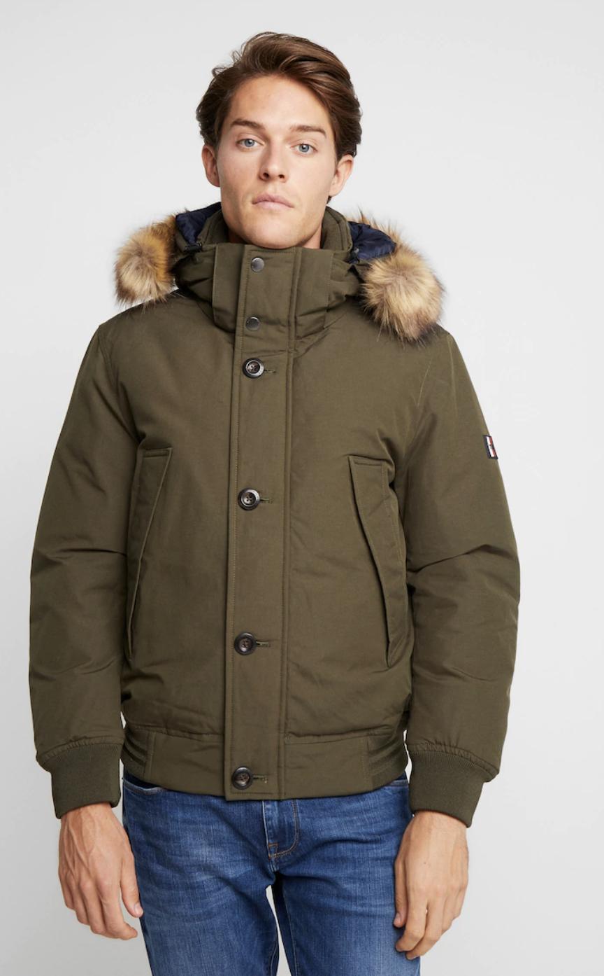 Tommy Hilfiger Hampton Down Jacket £90 @ Zalando