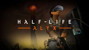 Half-Life: Alyx VR preorder on Steam for £41.84 at Steam Store