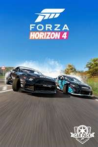 Forza Horizon 4 Formula Drift Car Pack free with Xbox Game Pass