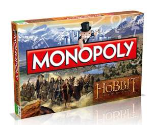 Monopoly- The Hobbit Edition (exclusive) Delivered £14.99 @ Zavvi