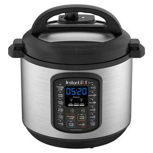 Instant Pot Duo 6 SV 5.7L Multi-Use Pressure Cooker for £71.98 @ Costco