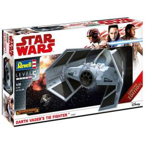 evell Star Wars Darth Vader's TIE Fighter Model Kit 1:72 £30 @ Hobbycraft