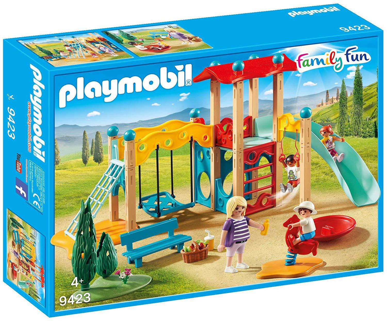 Playmobil 9423 Family Fun Park Playground £17.98 @ Amazon (+£4.49 Non-prime)