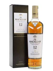 Macallan 12 Year Old Sherry Oak Single Malt Scotch Whisky, 70 cl £55 @ Amazon