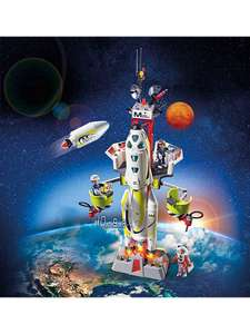 Playmobil Space 9488 Mission Rocket £36.74 @ John Lewis & Partners