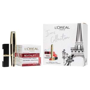 L'oreal Paris Beauty Icons Collection £12.50 at Tesco