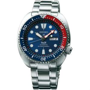 Seiko Prospex Sea PADI turtle Automatic Mens Divers Watch SRPA21K1 £269.80 with code at watcho.co.uk