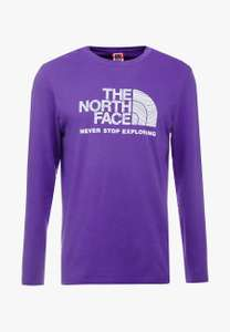 Long Sleeve Top THE NORTH FACE £10.50 + delivery (was £34.99) @Zalando