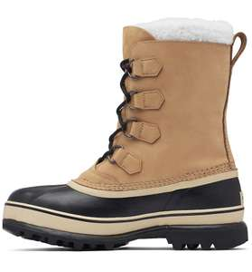 Sorel Men's Caribou Winter Boots (Buff) Most Sizes £45.00 @ Amazon