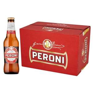 24 Peroni Red - 24 330ml bottles for £19.78 @ Costco