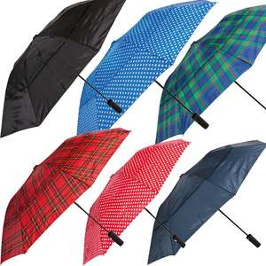 2 x Vented Windproof Umbrella (BOGOF) £12.99 (add on item see description for free delivery) from Coopers of Stortford