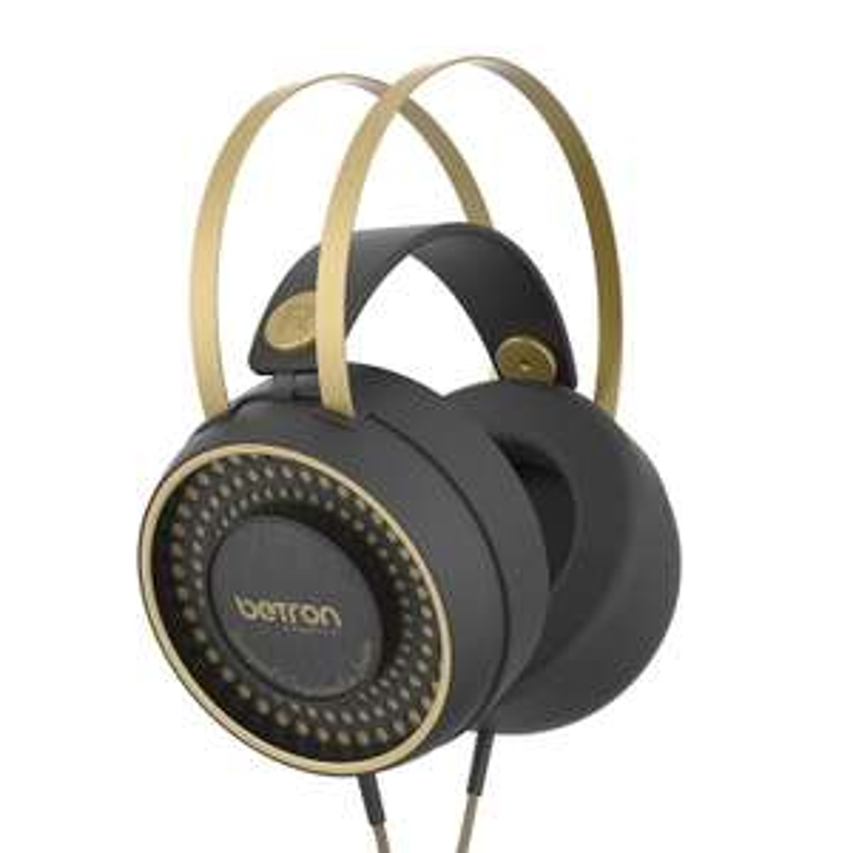Betron Retro Over Ear Headphones £9.63 @ Amazon (Lightning Deal)