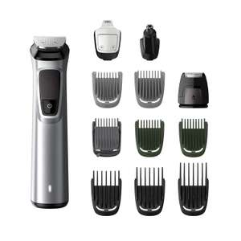 Philips MG7710/13 Series 7000 12-in-1 Wet & Dry Cordless Grooming Kit - £24.99 @ Argos (+5 years guarantee)