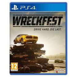 Wreckfest (PS4/Xbox One) £21.99 delivered @ Smyths