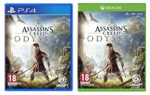 Assassin's Creed: Odyssey (PS4 / Xbox One) - £15.99 @ Argos