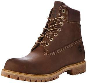 Timberland Men's Heritage 6 Inch Premium Ankle Boots Lace-up Boots £70.49 @Amazon