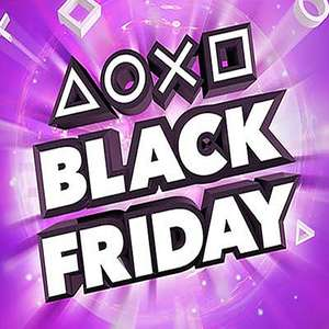 PlayStation Black Friday Sale (Borderlands 3 / Witcher/ FIFA20/ The Outer Worlds/ World War Z and more) @ PlayStation Network