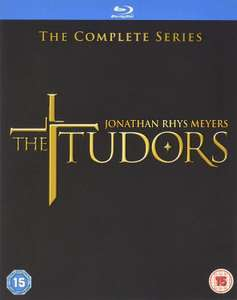 The Tudors: The Complete Series (Box Set) [Blu-ray] £9.99 delivered @ Zoom