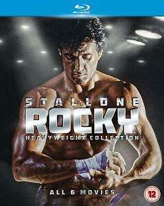 Rocky: The Heavyweight Collection (Blu-ray) £11.99 delivered @ The Entertainment Store ebay