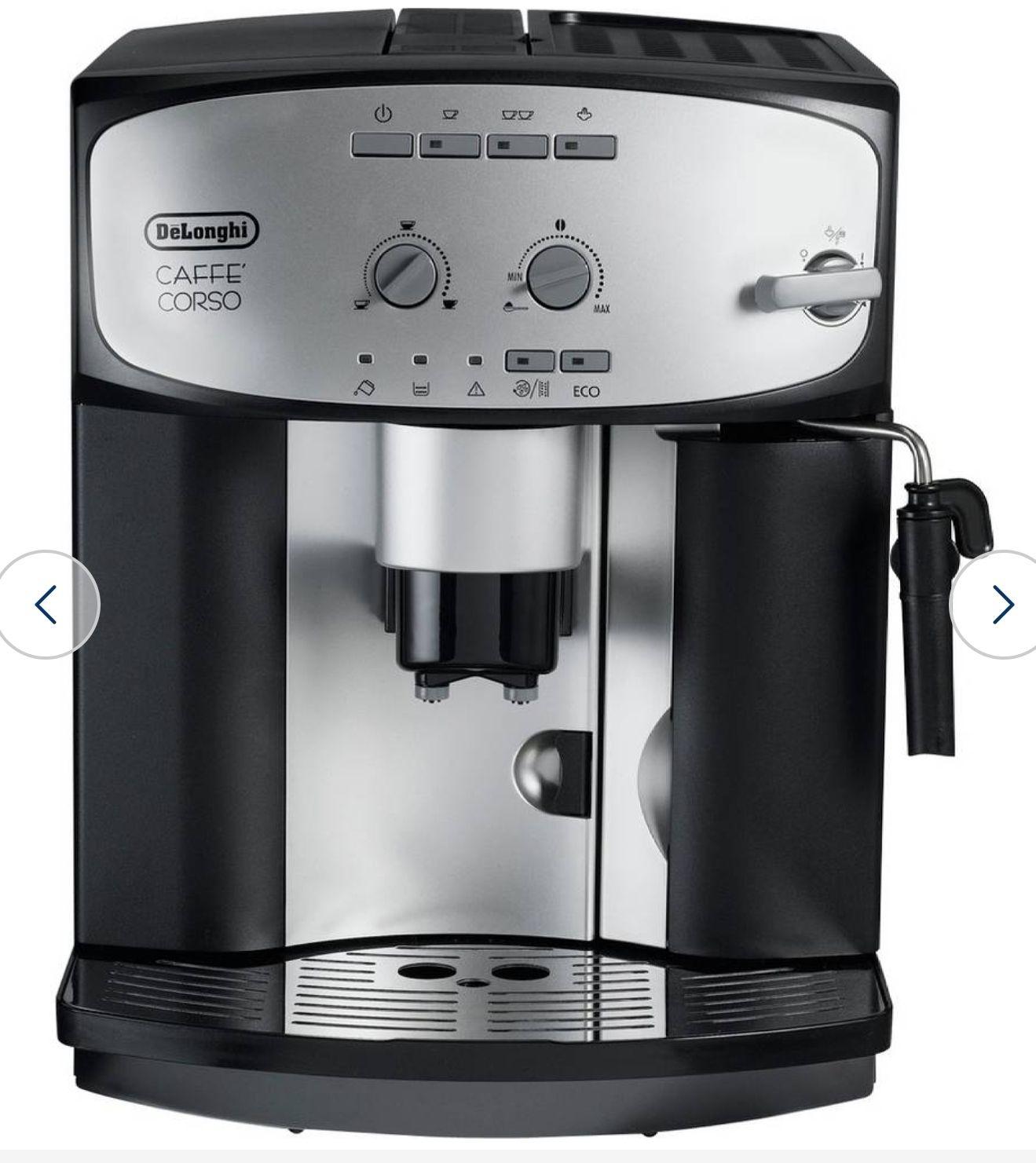 De'Longhi ESAM 2800 Cafe Corso Bean to Cup Coffee Machine £199.99 at Argos
