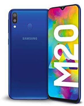"Samsung Galaxy M20 Display 6.3 "", 64 GB Expandable up to 512GB, 4 GB RAM, 5000 mAh Battery, 4G, Dual SIM Smartphone £156.95 @ Amazon Italy"