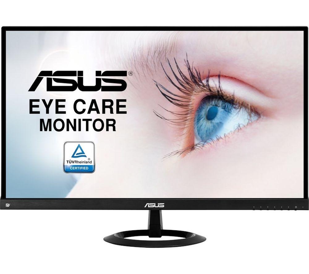 "ASUS VX279C Full HD 27"" IPS 75hz LED Monitor - Black - £109 @ Currys PC World (+3 years guarantee)"