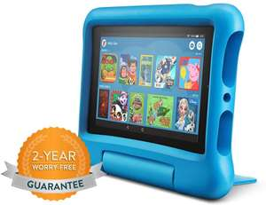 """Kindle. Fire Kids edition 7"""" 16gb with case - £54.99 @ Amazon"""