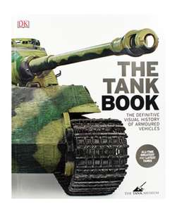 The Tank Book (Hardback c&c) £6 @ The works with code