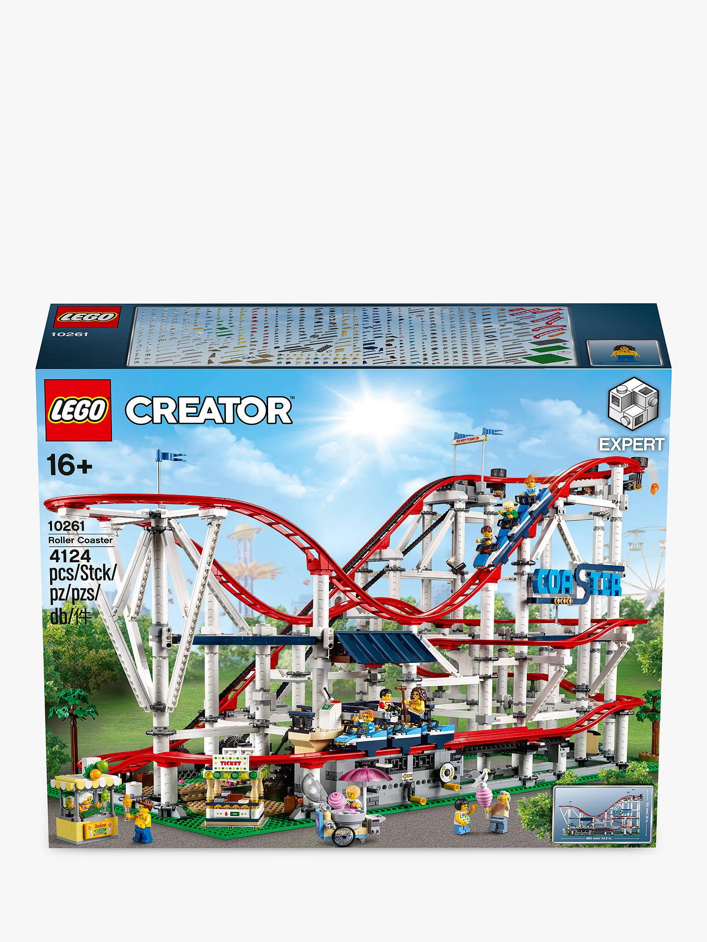 Lego 10261 Creator Expert Roller Coaster - £224 @ John Lewis
