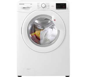 HOOVER HL 1682D3 NFC 8 kg 1600 Spin Washing Machine - White £219 at Currys PC World