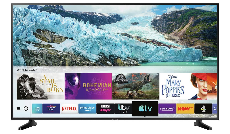 Samsung 55 Inch UE55RU7020 Smart 4K HDR LED TV at Argos for £399
