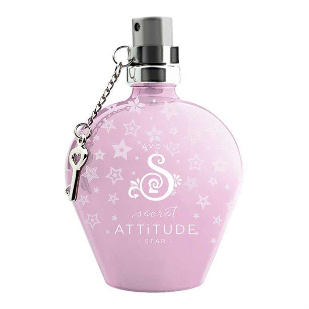 Secret Attitude fragrance £5 delivered @ Avon Shop