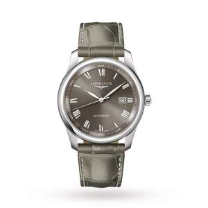 LONGINES MASTER COLLECTION MENS 40MM AUTOMATIC WATCH, £1,080 @ Goldsmiths