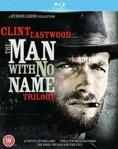 The Man With No Name Trilogy (Blu-ray) - £6.99 Delivered @ TheEntertainmentStore/eBay