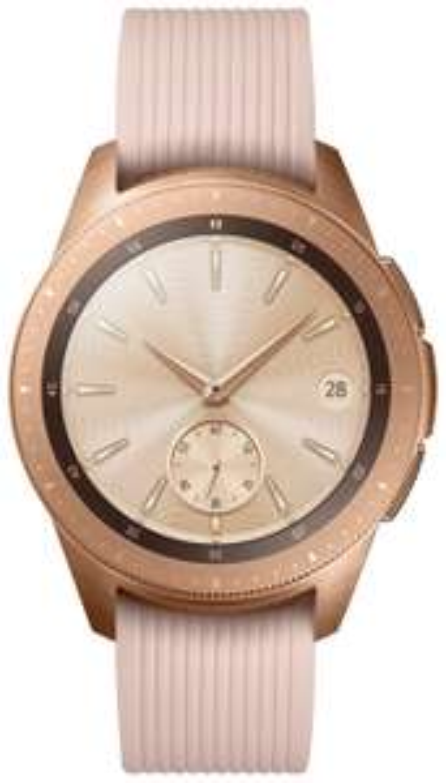 Samsung Smart Watch 42mm Rose Gold and Black - £179 @ Argos