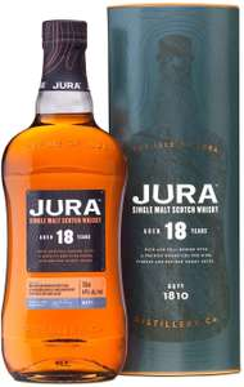 Jura 18 year old single malt Scotch whisky 70cl £48.49 @ Amazon
