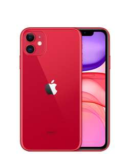 Apple iPhone 11 Vodafone 60GB Data Unlimited Calls & Texts (£75 Upfront & £33 Per month) Total cost £867 @ mobiles.co.uk