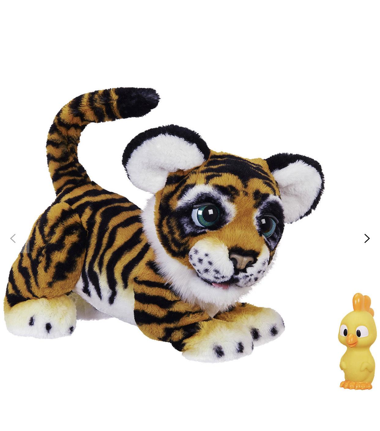 FurReal Roarin' Tyler The Playful Tiger £69.99 at John Lewis & Partners