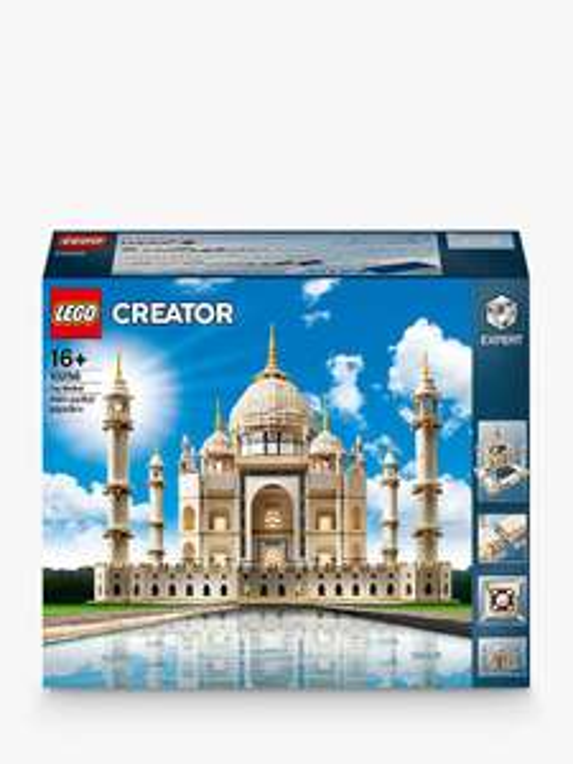 Lego Creator 10256 Taj Mahal - £199.99 delivered @ John Lewis & Partners