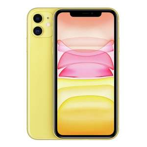 Iphone 11 128GB on Vodafone, £33 a month and £125 upfront = £917 total @ Mobiles.co.uk