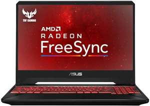 ASUS TUF FX505DY 15.6 Inch Thin Bezel Full HD Gaming Laptop - £499 @ Amazon