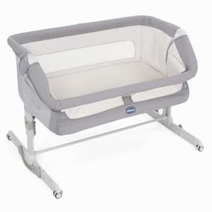 Chicco NEXT2ME Dream Crib Graphite £125.99 - Amazon
