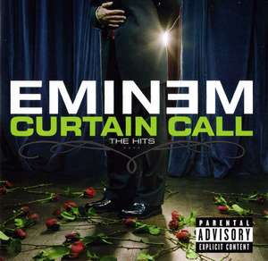 Eminem Curtain Call: The Hits - Double Vinyl LP