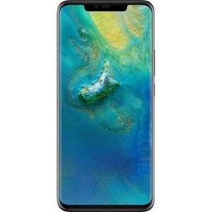 100GB Data - Huawei Mate 20 Pro £26pm £19 Upfront £643 (£67.50 Possible With Topcashback - Total £575.50) @ Three Via Techradar