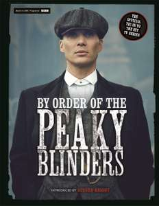 By Order of the Peaky Blinders Textebook (Deluxe Edition) - £8 Prime / +£2.99 non Prime @ Amazon